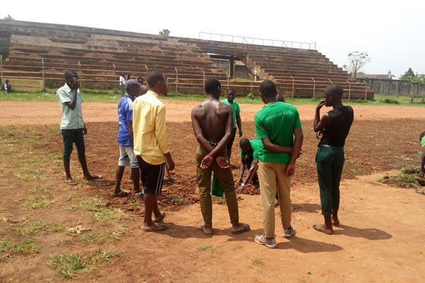 Residents protest giveaway of part of Mbale stadium