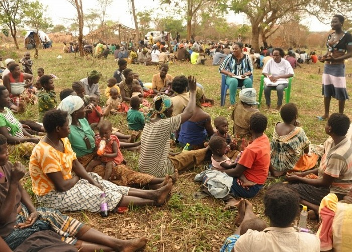 Estate manager grilled for illegally evicting 70 households in Kassanda district