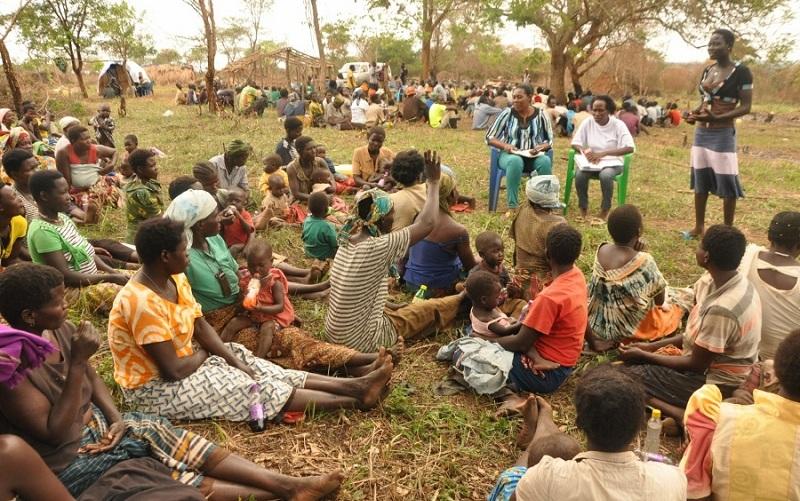 rwamutonga evictions