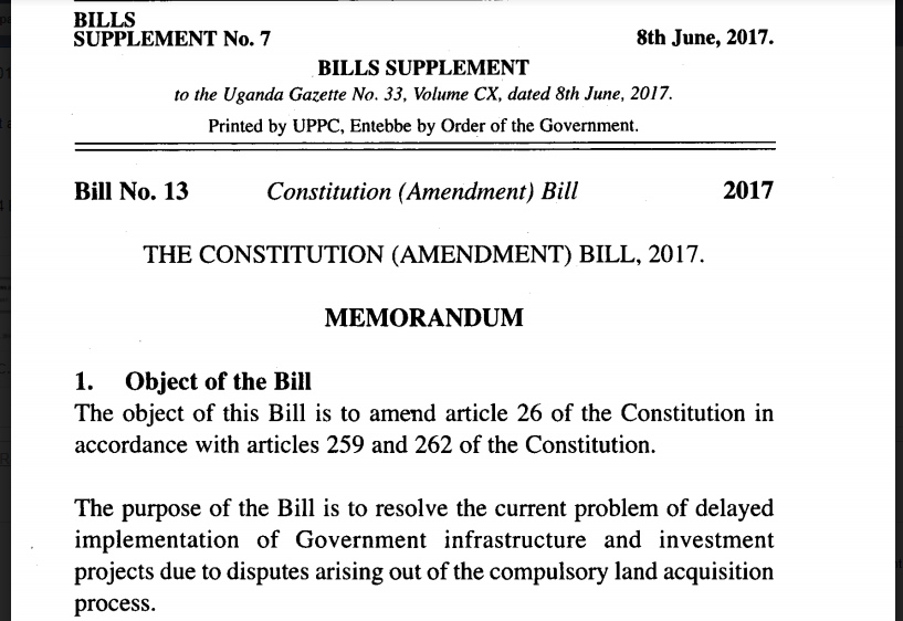 Here Is Why The Land Amendment Bill Must Be Rejected