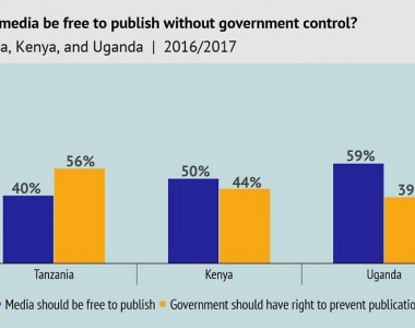 Do East Africans still want a free media?