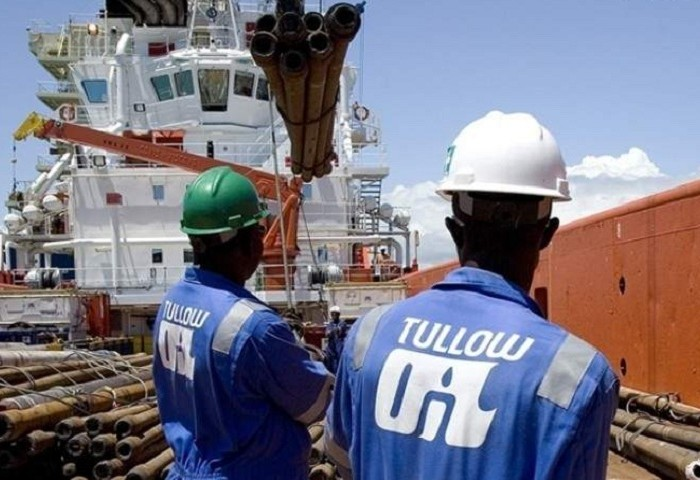 Tullow free to exit after concluding tax talks